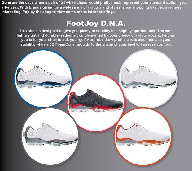 FootJoy D.N.A.