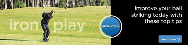 Iron play - instruction