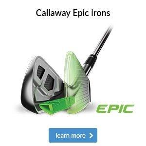 Callaway Epic irons